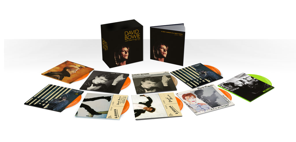 A New Career In A New Town (11CD Boxset)