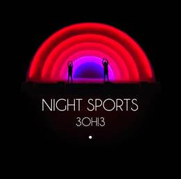 Night Sports (CD)