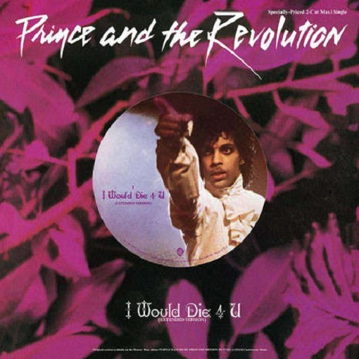 "I Would Die For You / Another Lonely Christmas (12"" Single Vinyl) 