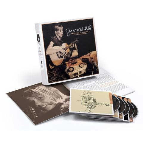 Joni Mitchell Archives Vol 1