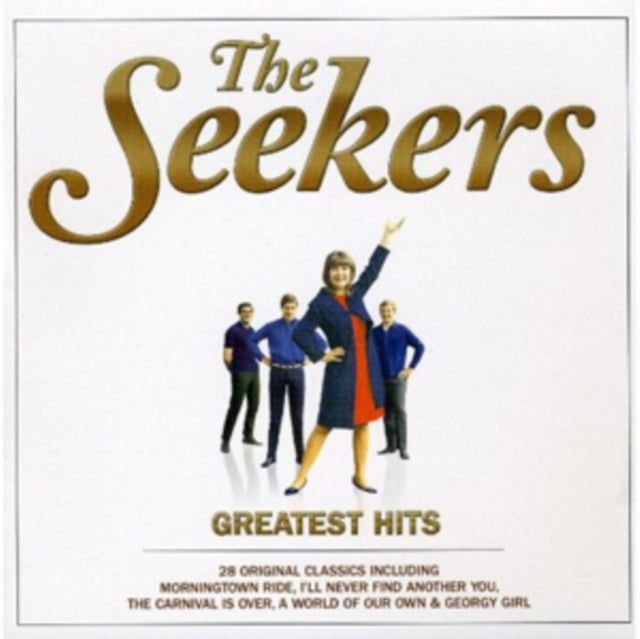 Greatest Hits (CD) | The Seekers
