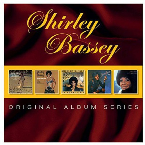 Original Album Series (CD) | Shirley Bassey