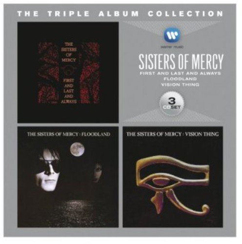 The Triple Album Collection (CD) | The Sisters Of Mercy