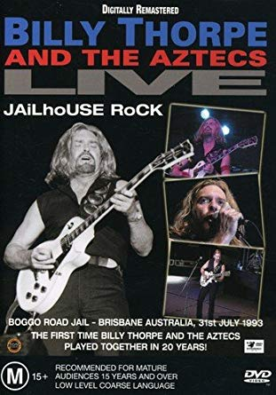 Jailhuose Rock Live | Billy Thorpe and The Aztecs