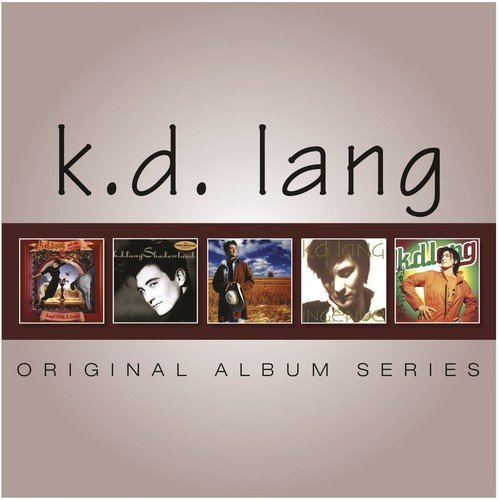 Original Album Series (CD) | k.d. lang