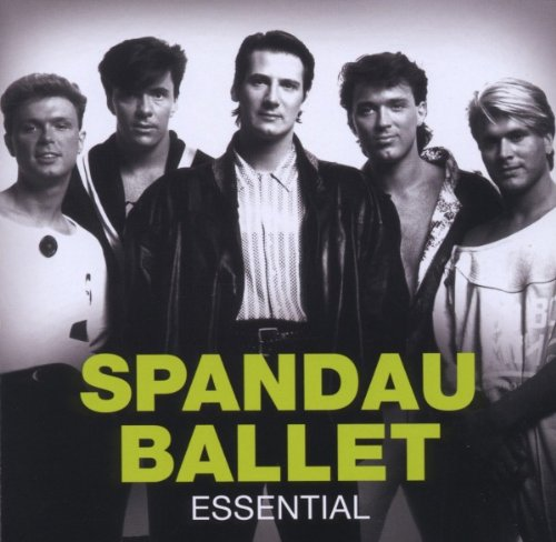 Essential (CD) | Spandau Ballet