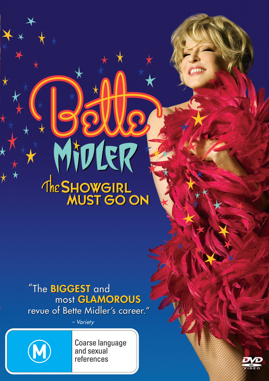 The Showgirl Must Go On (DVD)