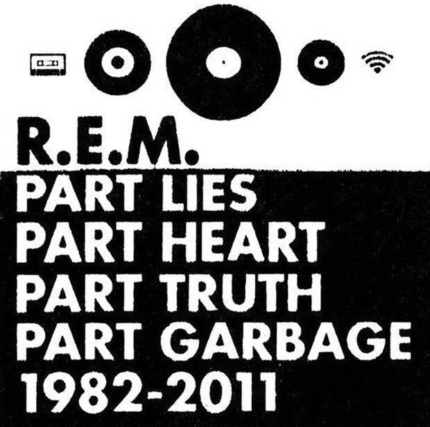 Part Lies, Part Heart, Part Truth, Part Garbage 1982-2011 (2CD)