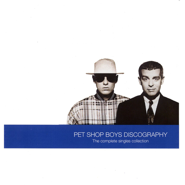 Discography: The Complete Singles Collection (CD) | Pet Shop Boys