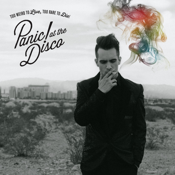 Too Weird To Live, Too Rare To Die! (CD) | Panic! At The Disco