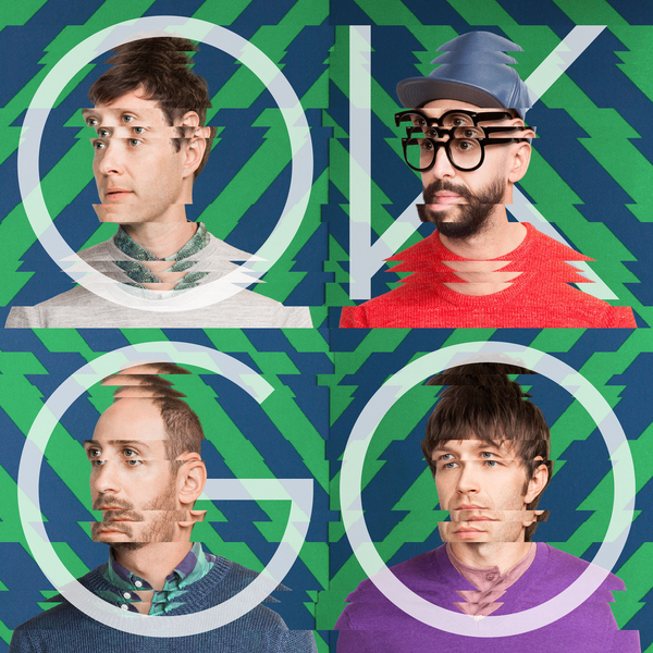 Hungry Ghosts (CD) | OK Go
