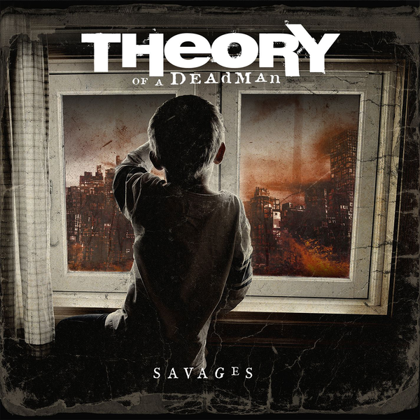 Savages (CD) | Theory of a Deadman