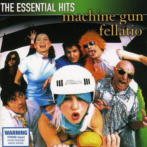 The Essential Hits (CD) | Machine Gun Fellatio