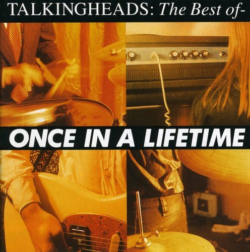 Once In A Lifetime: The Best Of Talking Heads (CD) | Talking Heads