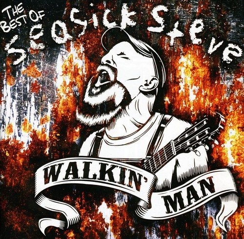 Walkin' Man (The Best of Seasick Steve) (CD) | Seasick Steve