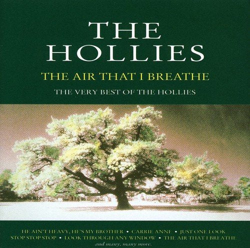 The Air That I Breathe - The Very Best Of The Hollies (CD) | The Hollies