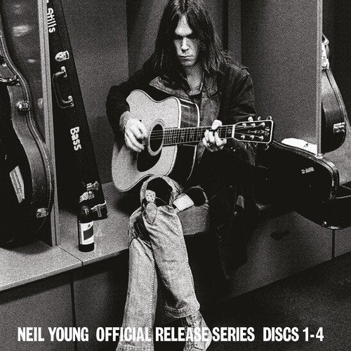 Offical Release Series Discs 1-4 (CD) | Neil Young