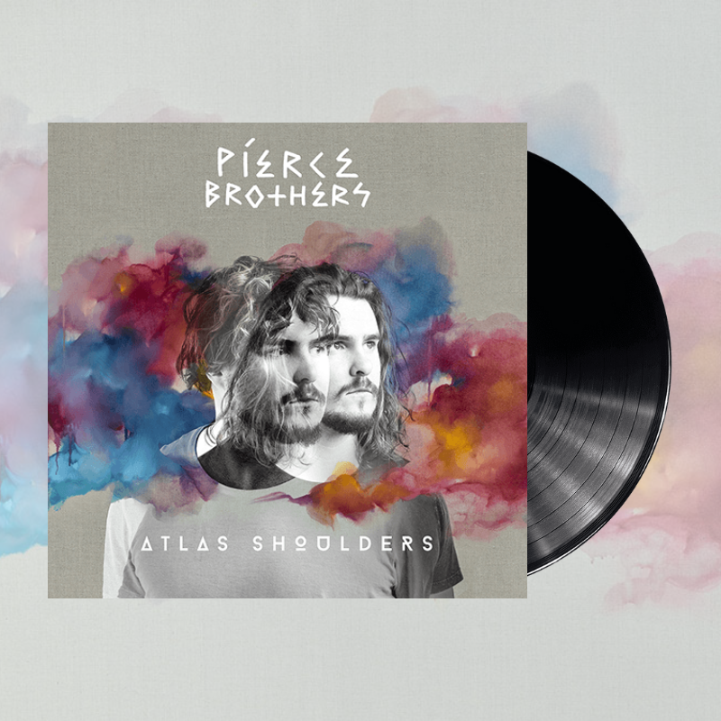 Atlas Shoulders (Vinyl + Digital Download)