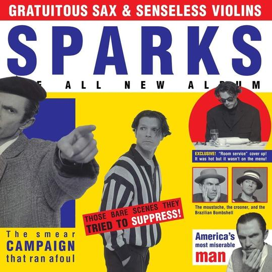 Gratuitous Sax and Senseless Violins (Vinyl)