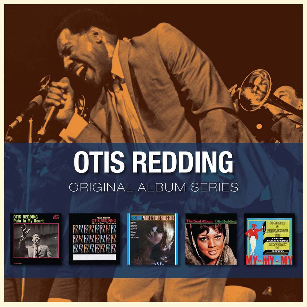 Original Album Series (CD) | Otis Redding