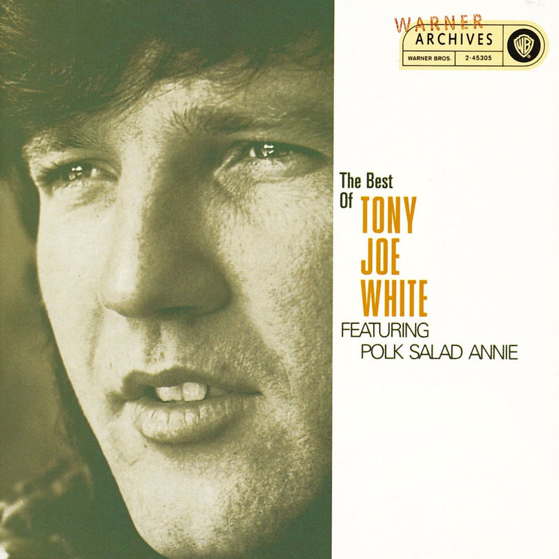 The Best Of Tony Joe White (CD) | Tony Joe White