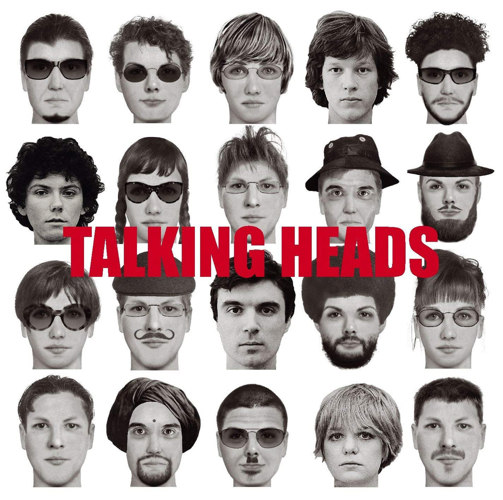 The Best of Talking Heads (CD) | Talking Heads