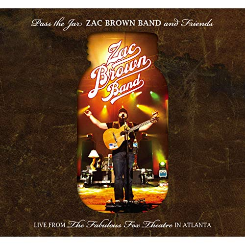 Pass The Jar (CD/DVD) | Zac Brown Band
