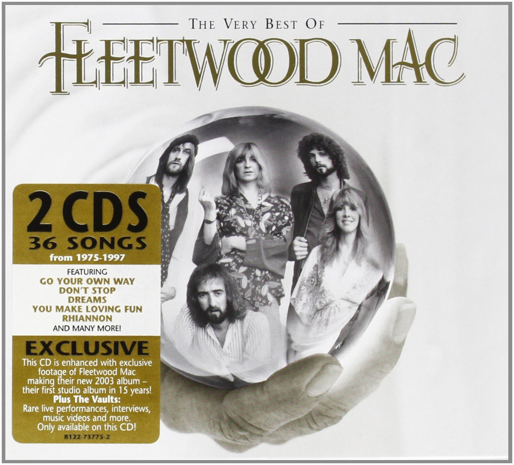 The Very Best Of Fleetwood Mac (Repackaged 2CD)