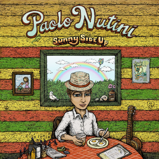 Sunny Side Up (CD) | Paolo Nutini