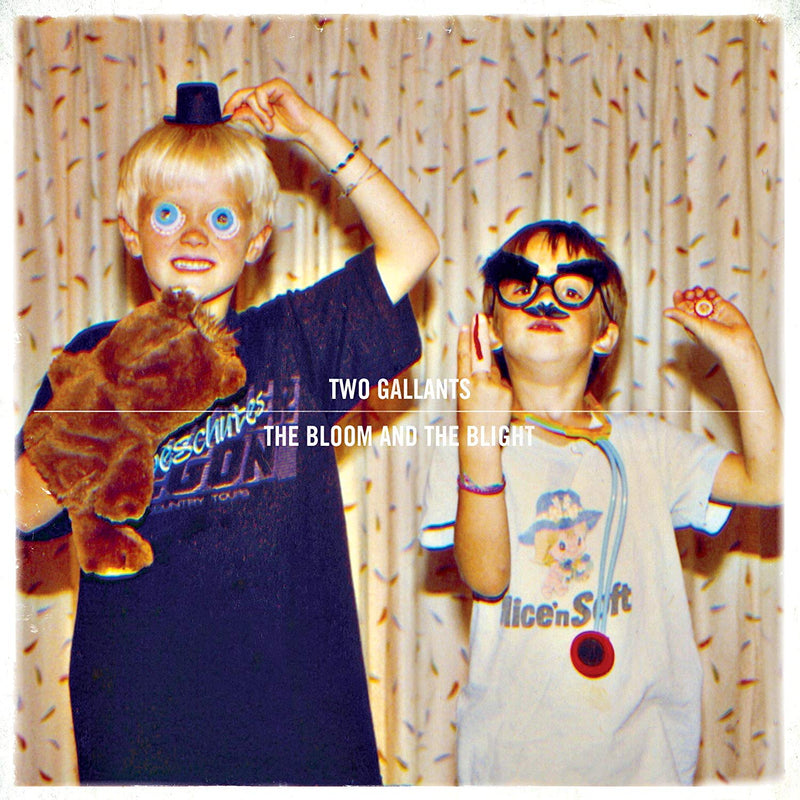 The Boom and the Blight (CD) | Two Gallants