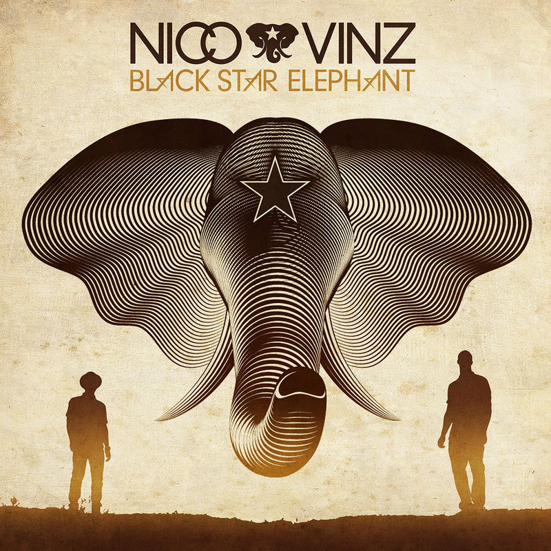 Black Star Elephant (CD) | Nico & Vinz