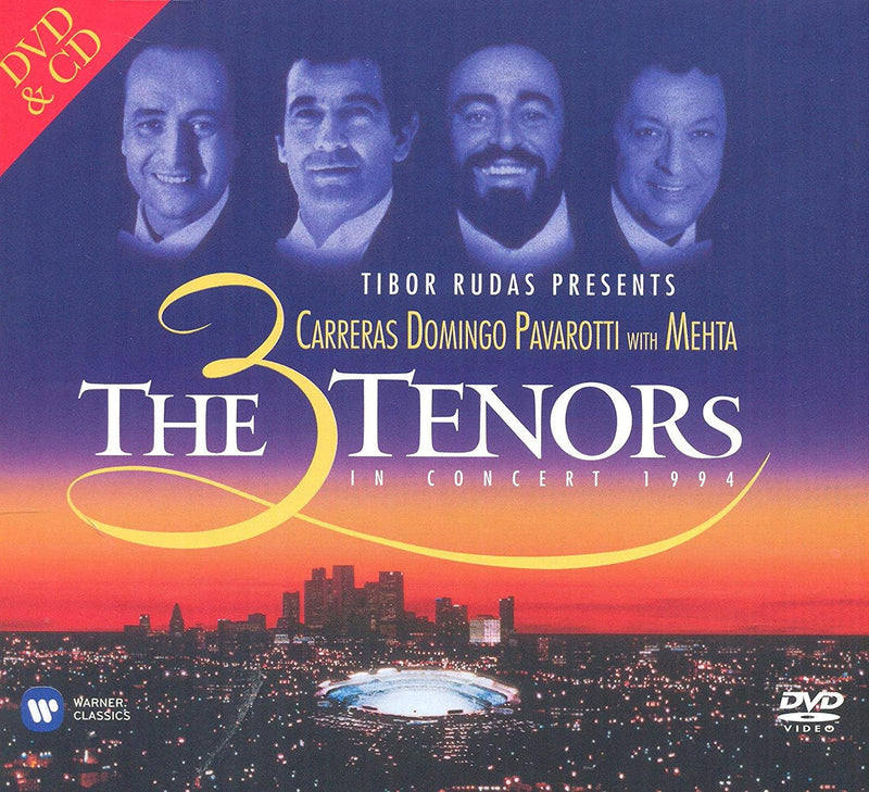 The 3 Tenors In Concert 1994 (20th Anniversary) | The 3 Tenors