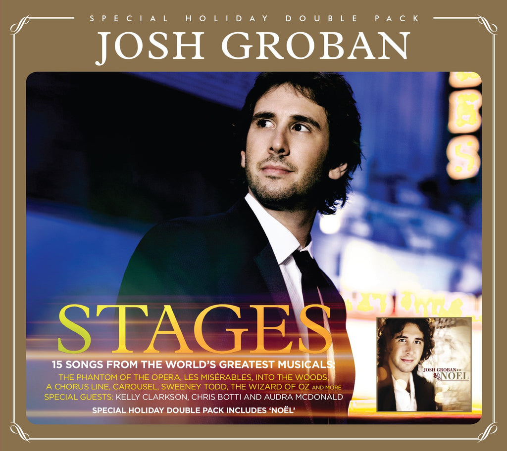 Stages/Noël (Special Edition 2CD)