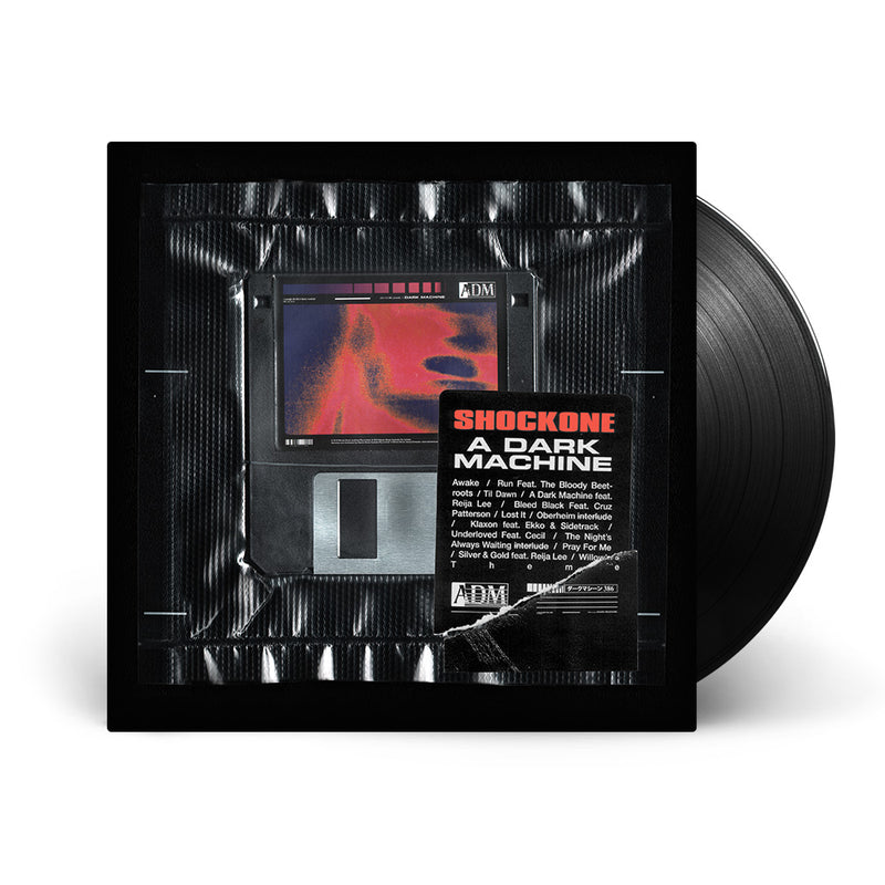 A Dark Machine (Vinyl)