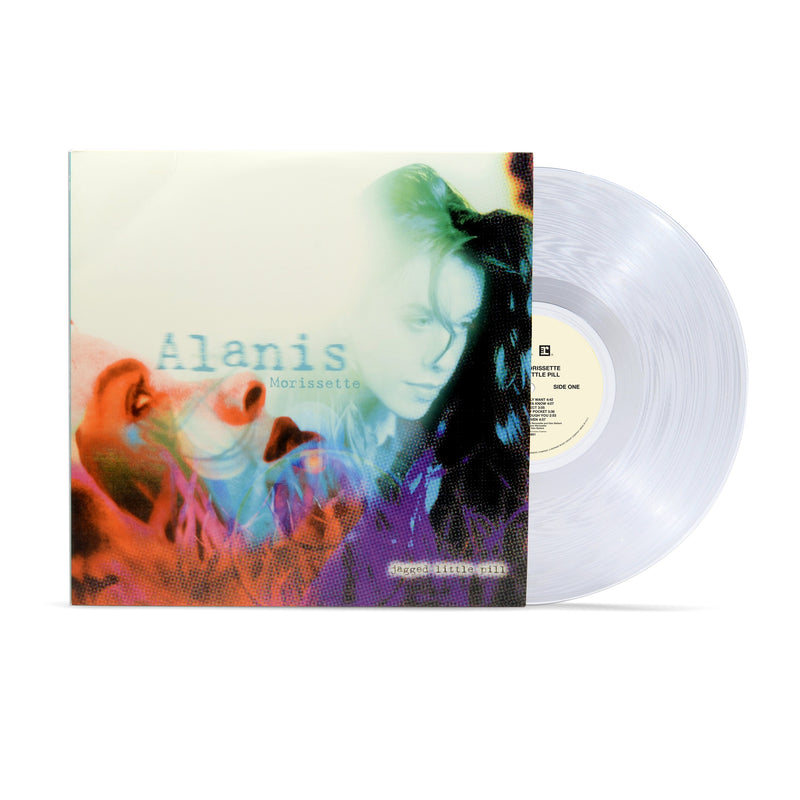 Jagged Little Pill (25th Anniversary Deluxe Edition) (Clear Vinyl)