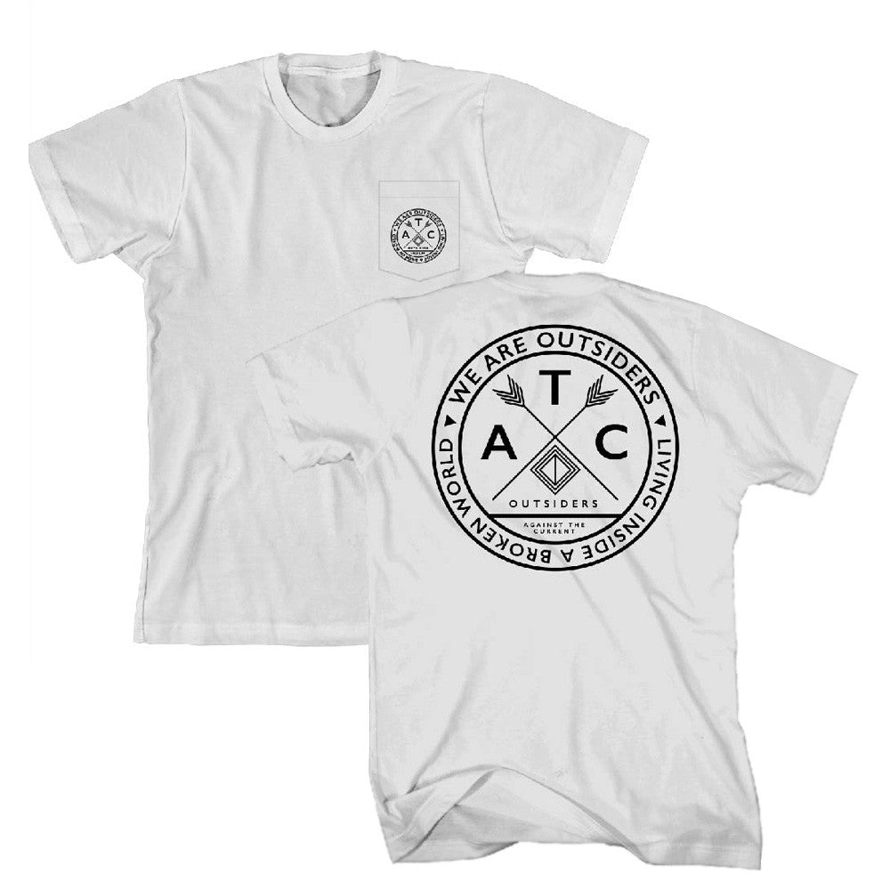 Outsiders (White Tee)