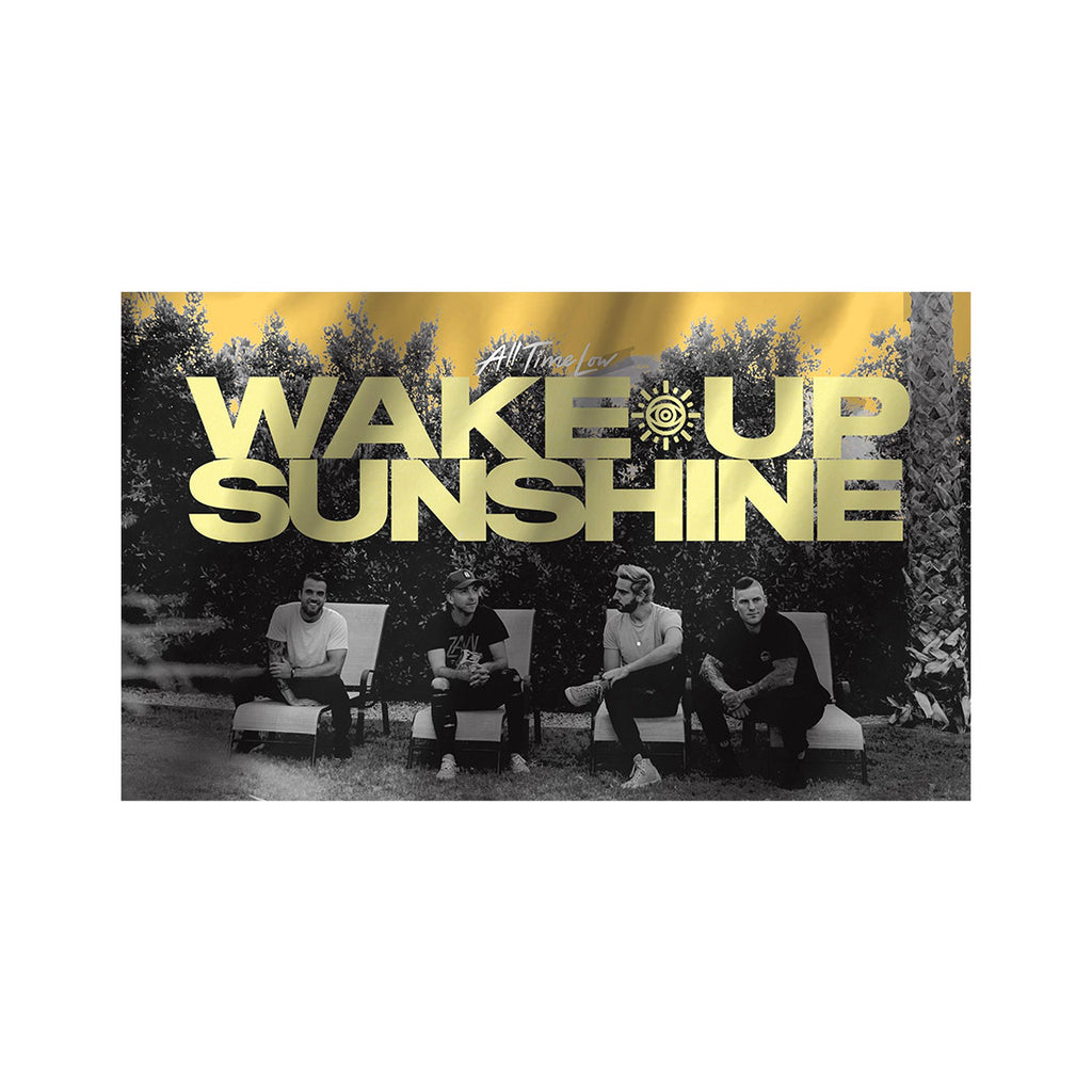 Wake Up Flag