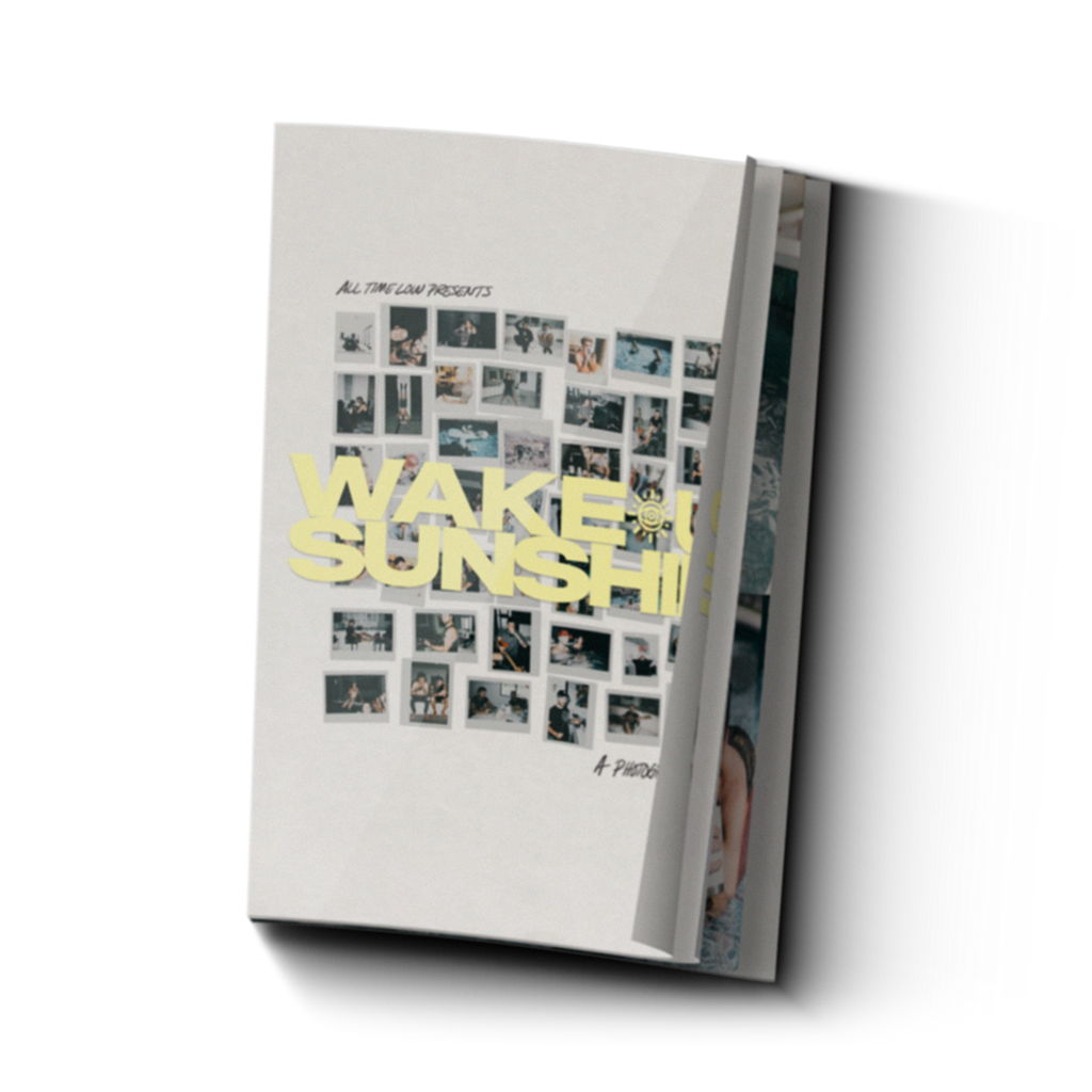 Wake Up, Sunshine Photo Book