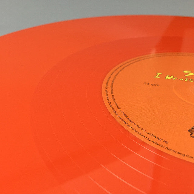 "Songs I Wrote With Amy (12"" Orange Vinyl)"