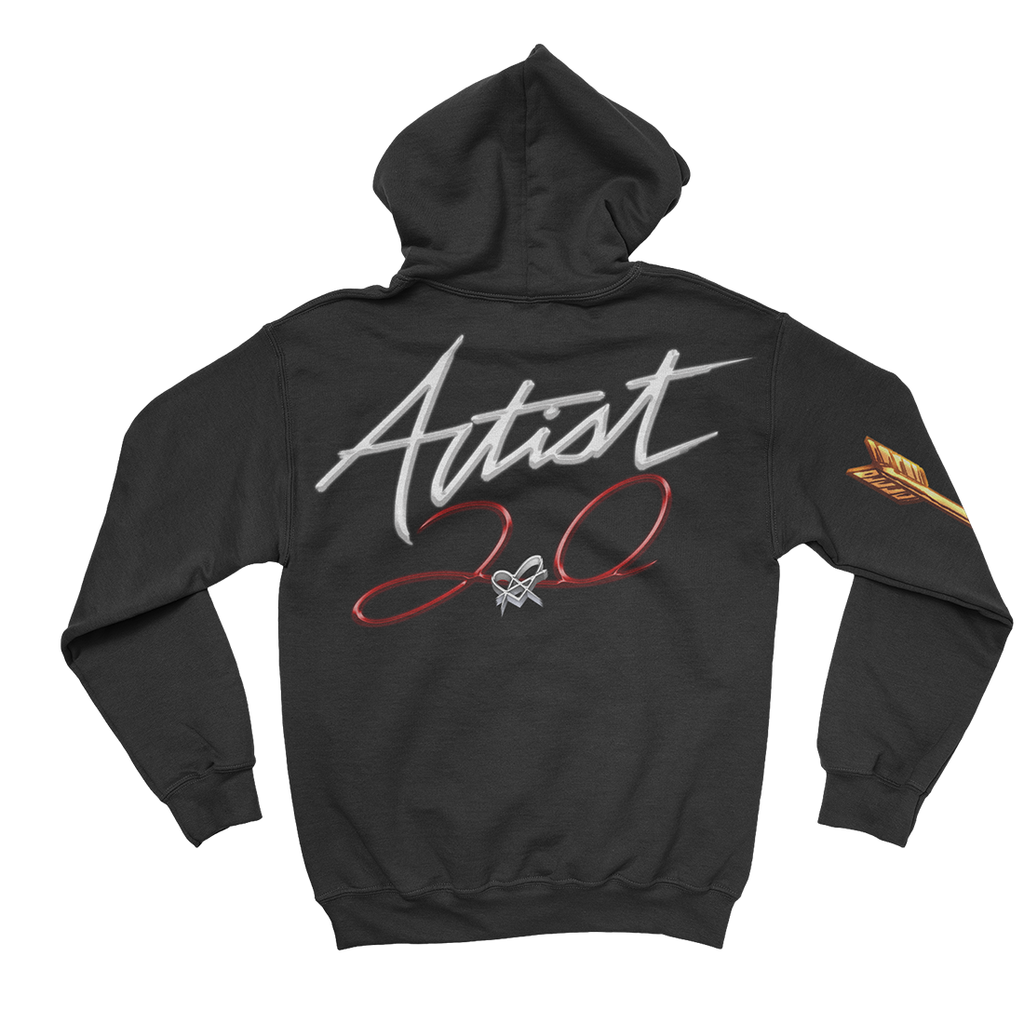 Artist 2.0 Hoodie Black + Digital Album