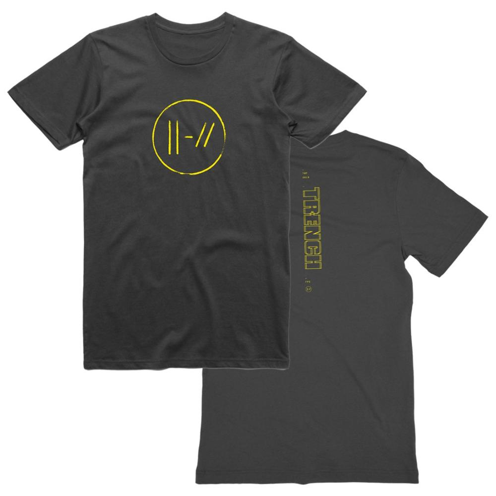 Double Lines Logo T-Shirt