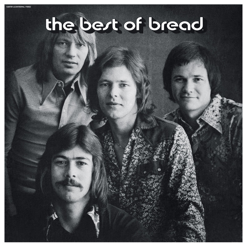 Best of Bread Vinyl Cover