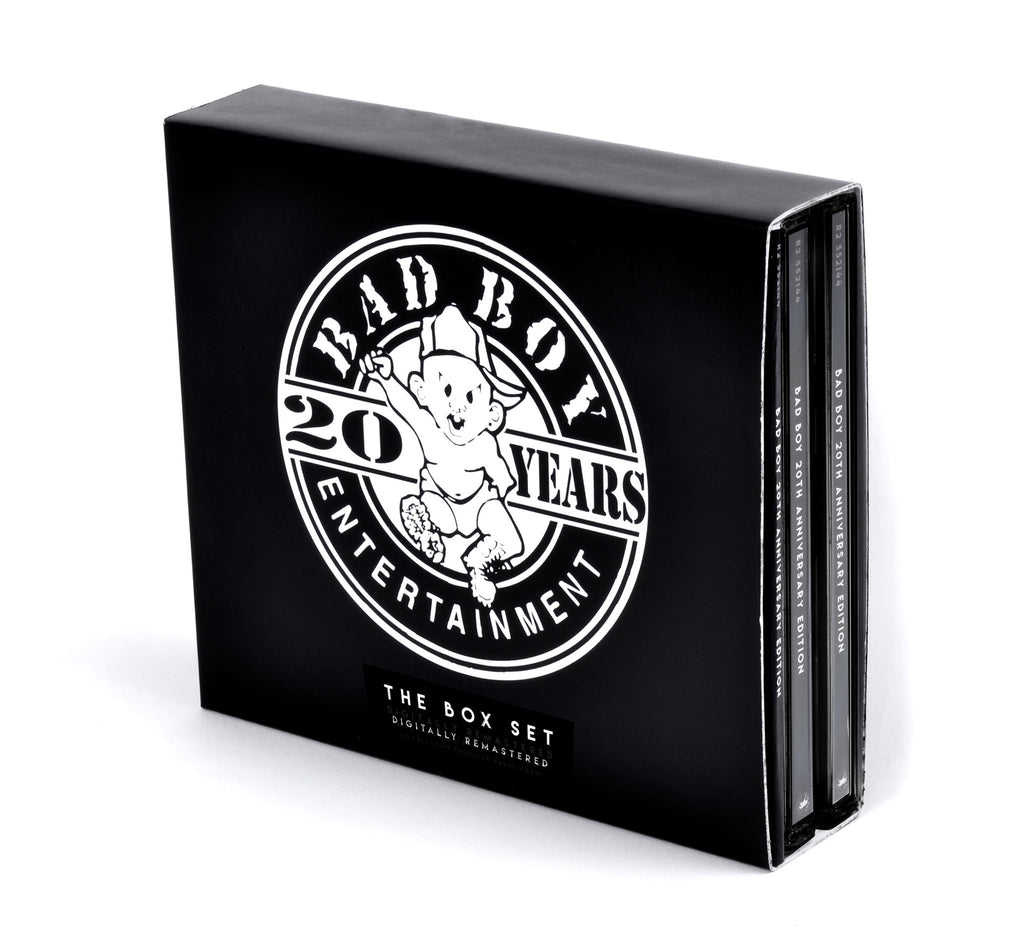 Bad Boy Anniversary - Box Set Edition