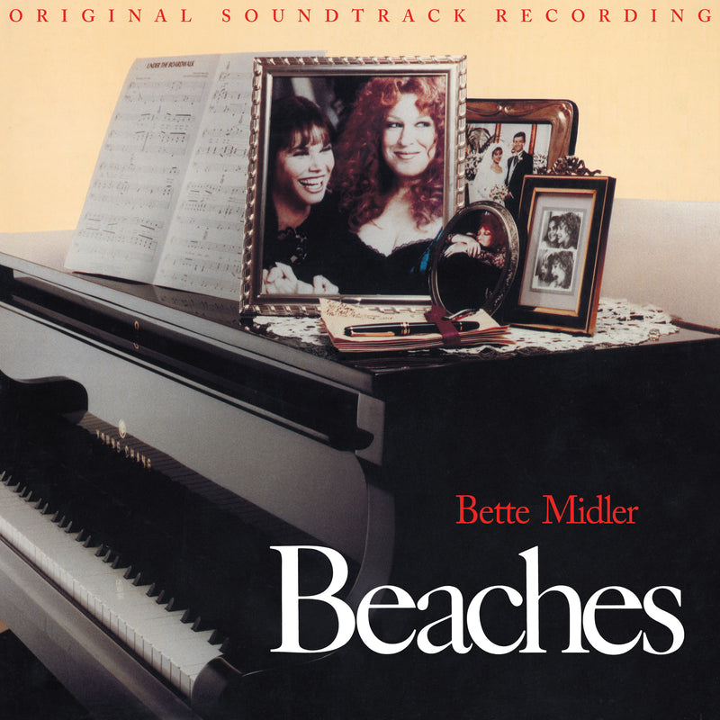 Beaches (Original Soundtrack Recording) (Vinyl)
