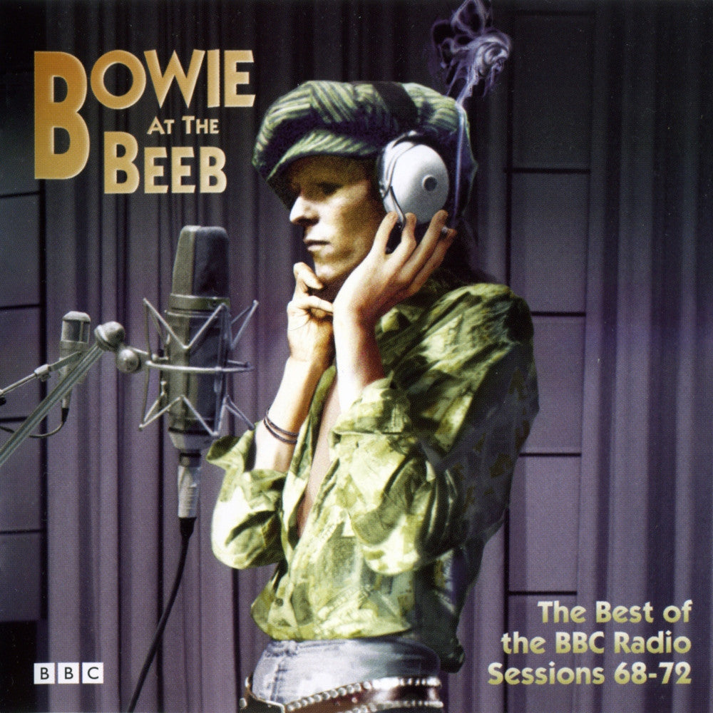 Bowie At The Beeb: The Best Of The BBC Radio Sessions '68-'72 (Vinyl Boxset)