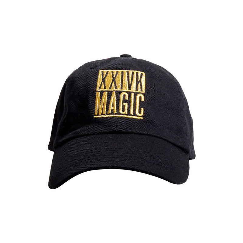 XXIVK Magic Cap (Black)