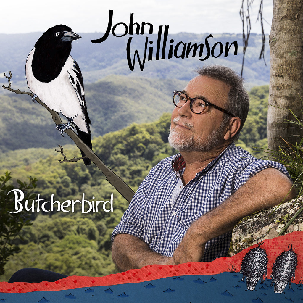 Butcherbird with free Stubby Holder Limited Quantities