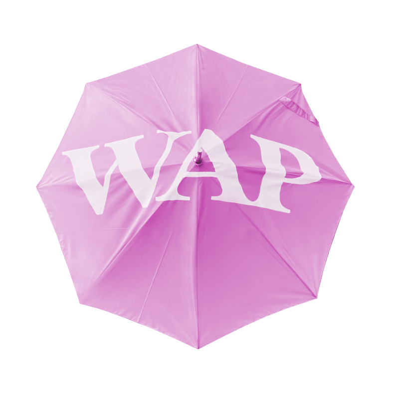 WAP Umbrella (Pink) + Digital Single