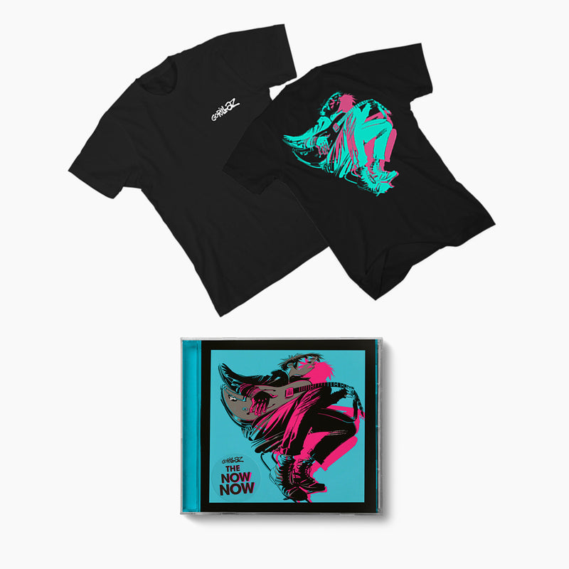 The Now Now (CD + T-Shirt)
