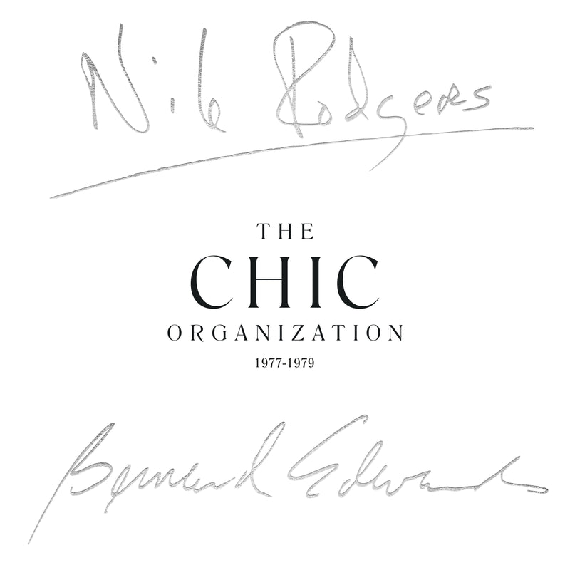 The Chic Organization 1977-1979 (CD Boxset)